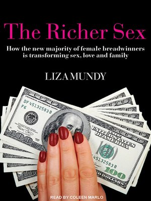 cover image of The Richer Sex